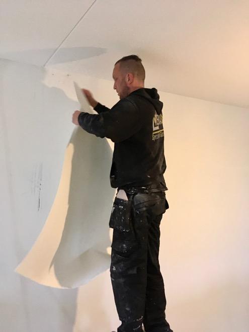 De voordelen van renovliesbehang ten opzichte van stucwerk for Renovlies ervaring